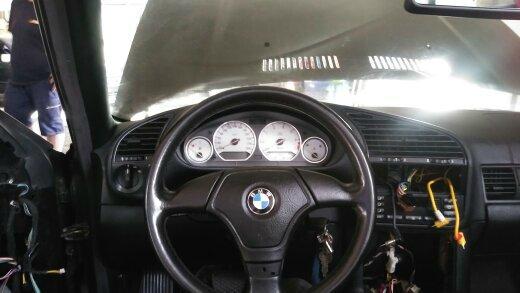 Der weg zum Traumwagen ist Hart und Steinig - 3er BMW - E36