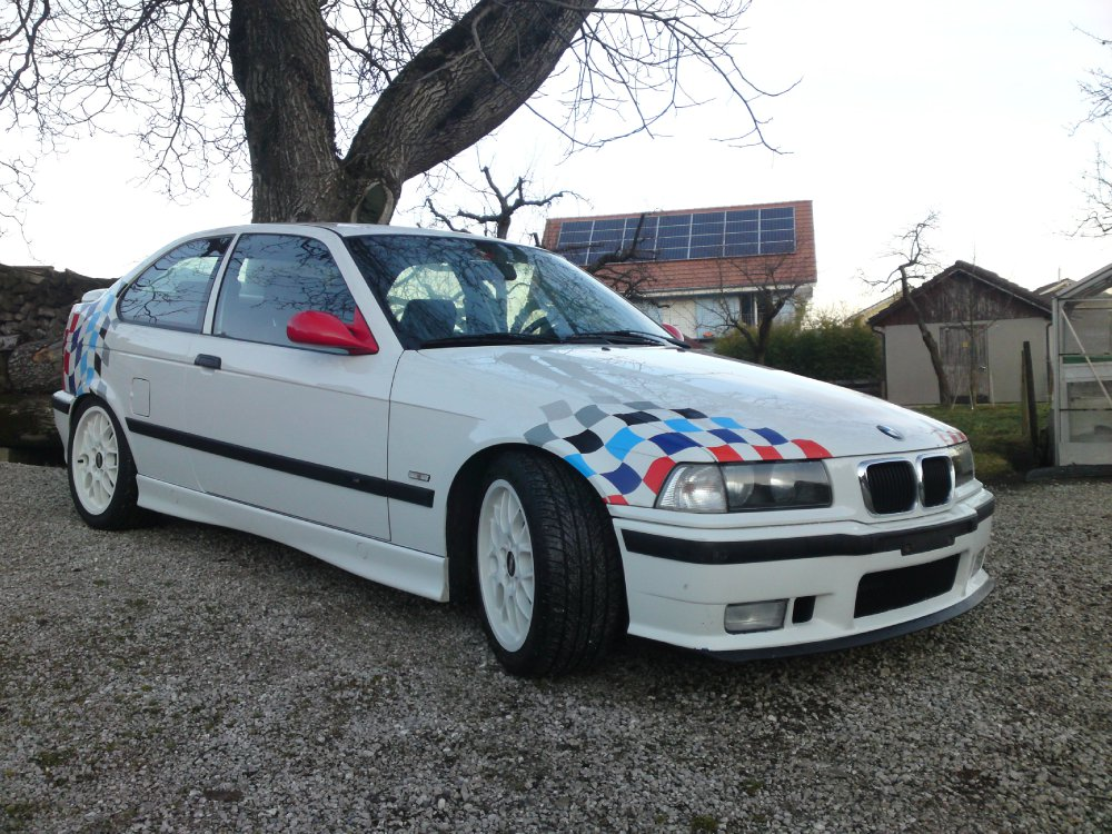 BMW 318ti STW Limited Edition - Individual - 3er BMW - E36