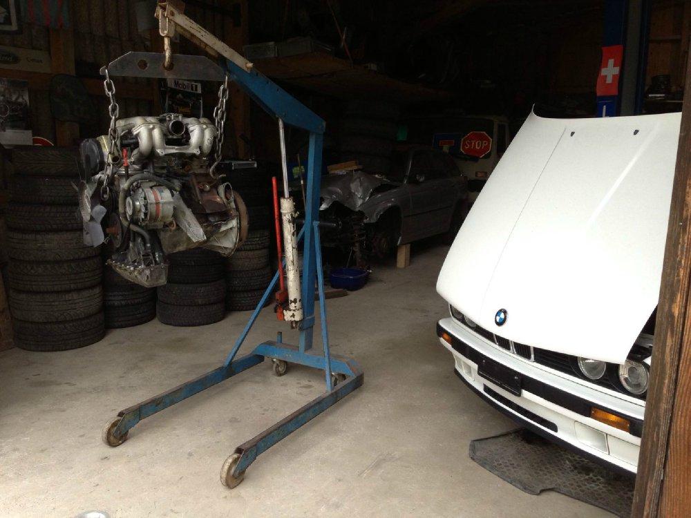 Mein 318i Touring e30 - 3er BMW - E30