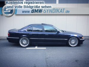 bmw e38 728i limousine sedan fotostories weiterer bmw. Black Bedroom Furniture Sets. Home Design Ideas
