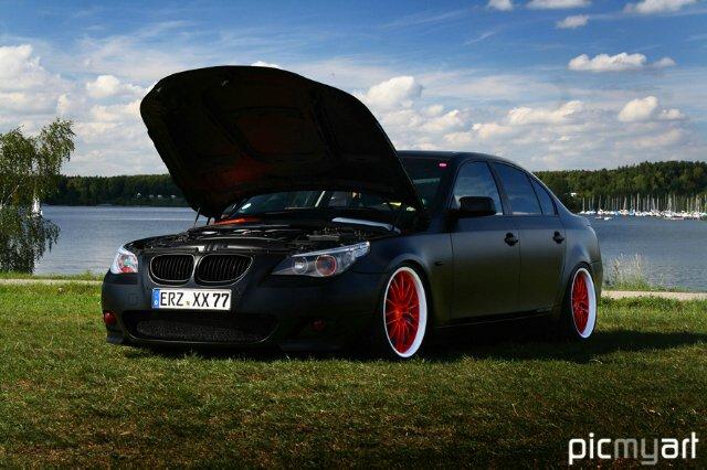 BMW 530d HOT ROD - 5er BMW - E60 / E61