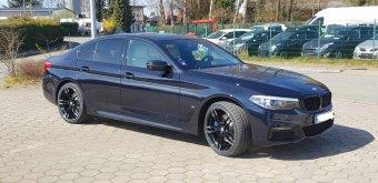 - NoName/Ebay - GMP DEA Felge in 8.5x20 ET 30 mit Vredestein Ulltra Vorti Reifen in 245/35/20 montiert vorn Hier auf einem 5er BMW G30 530e (Limousine) Details zum Fahrzeug / Besitzer