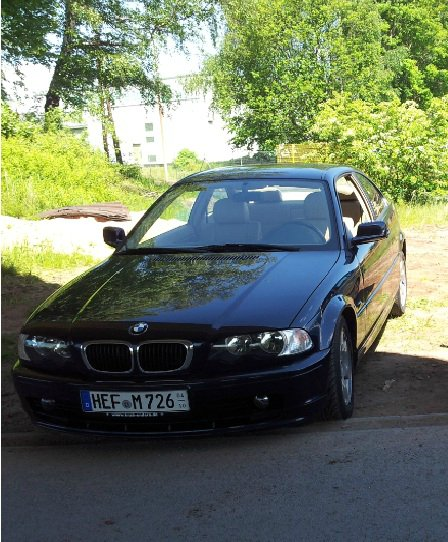 mein bmw e46 318ci coupe 3er bmw e46 coupe. Black Bedroom Furniture Sets. Home Design Ideas