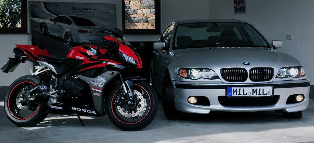 BMW 320i Facelift - 3er BMW - E46