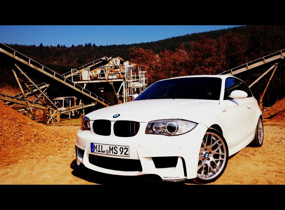 BMW 1er 3.0 M-Coupé Front - 1er BMW - E81 / E82 / E87 / E88
