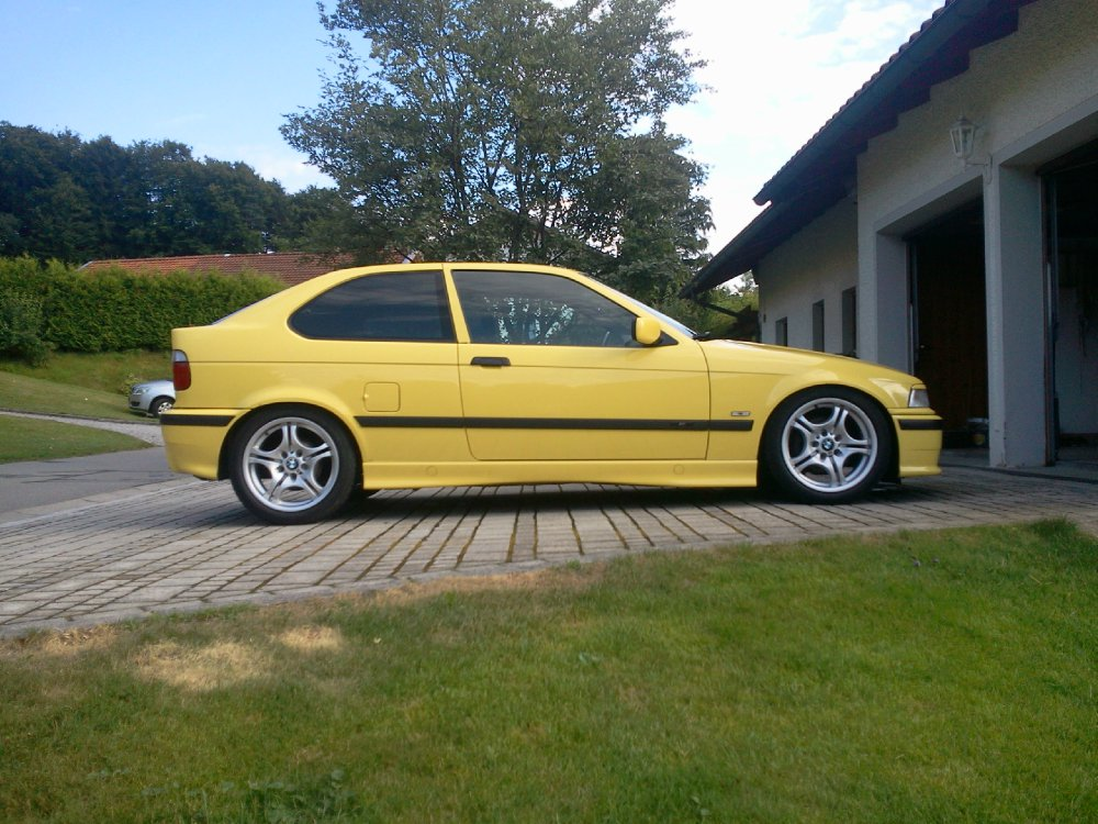 E36 316i Compact 3er Bmw E36 Quot Compact Quot Tuning