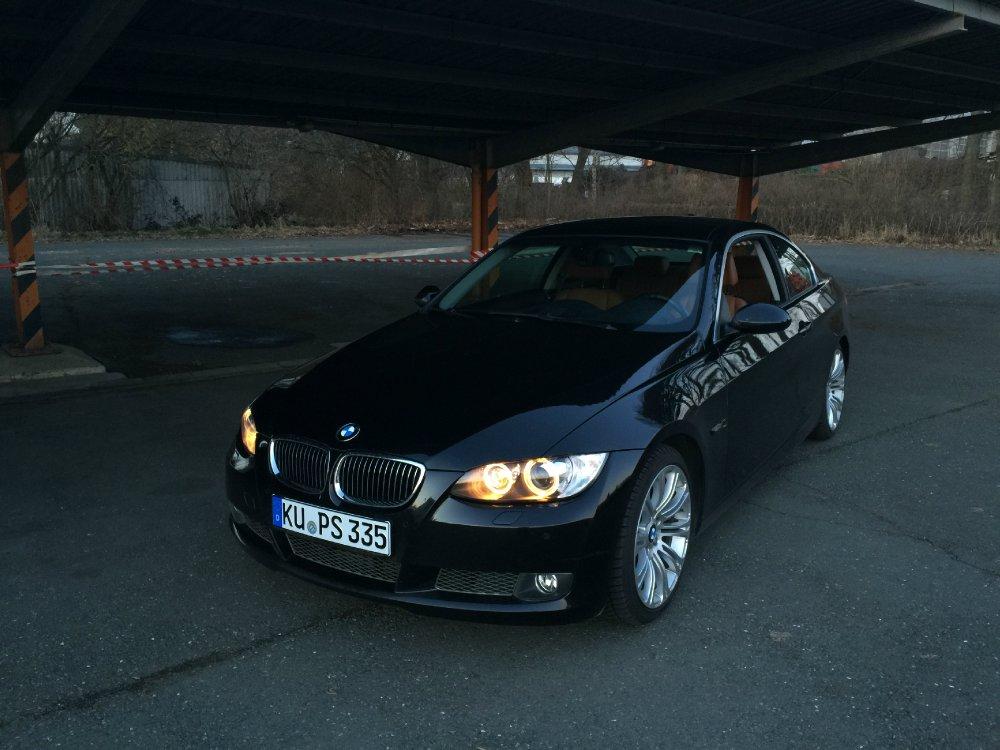 e92 335i BlackSpirit - 3er BMW - E90 / E91 / E92 / E93