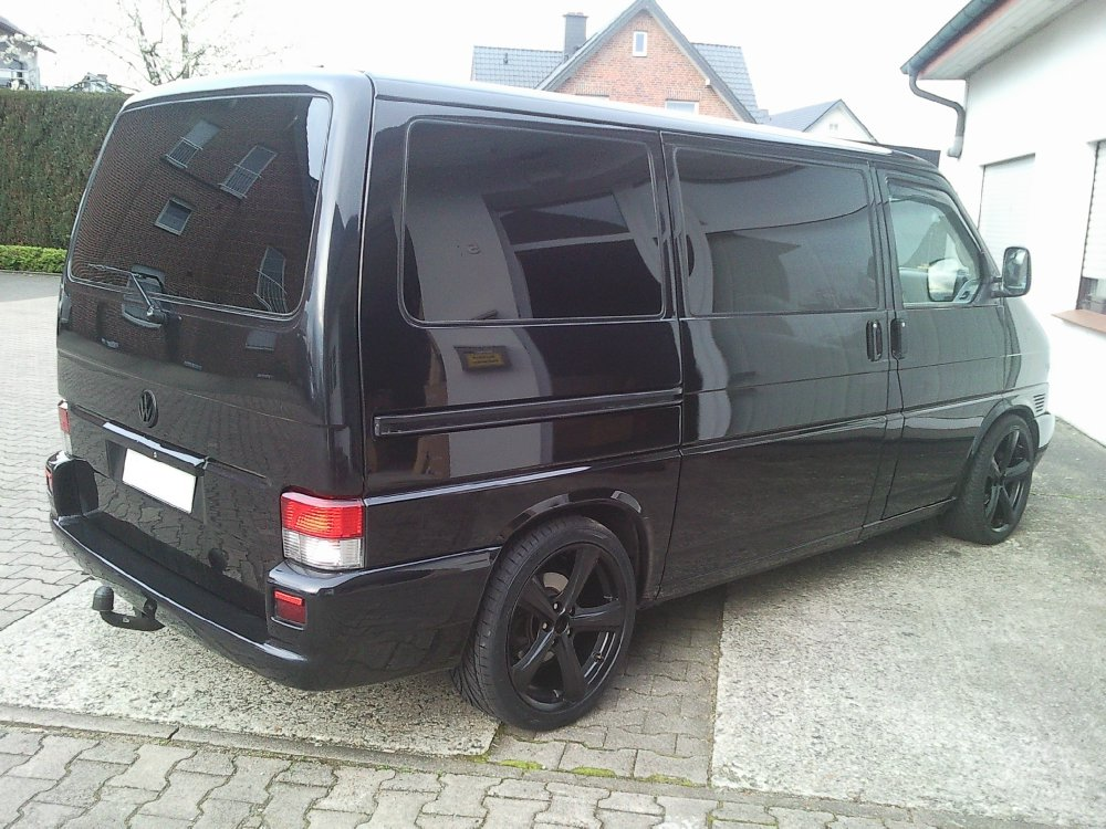 vw t4 2 5 tdi multivan fremdfabrikate volkswagen tuning fotos bilder stories. Black Bedroom Furniture Sets. Home Design Ideas