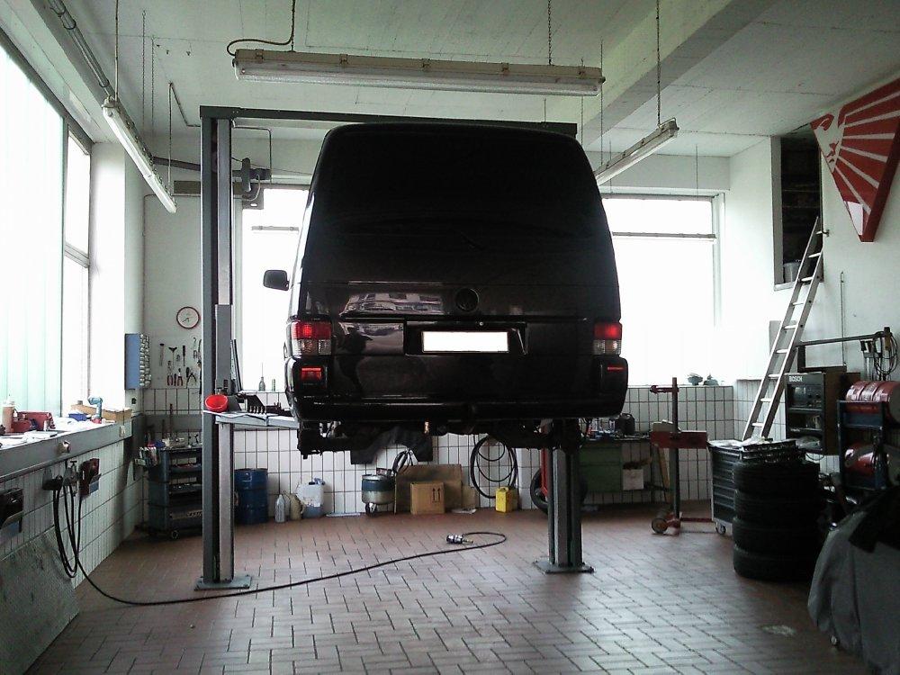 VW, T4 2.5 TDI Multivan - Fremdfabrikate