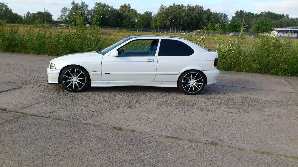 "E36, 323ti Compact ""Black & White"" - 3er BMW - E36"
