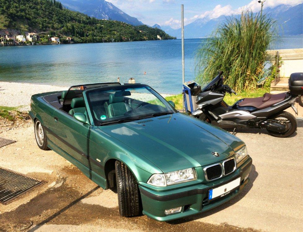 E36 328i Cabrio - 3er BMW - E36