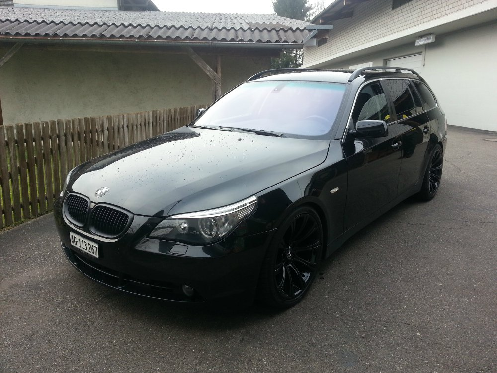 mein erster bmw 535d 5er bmw e60 e61 touring tuning fotos bilder stories. Black Bedroom Furniture Sets. Home Design Ideas