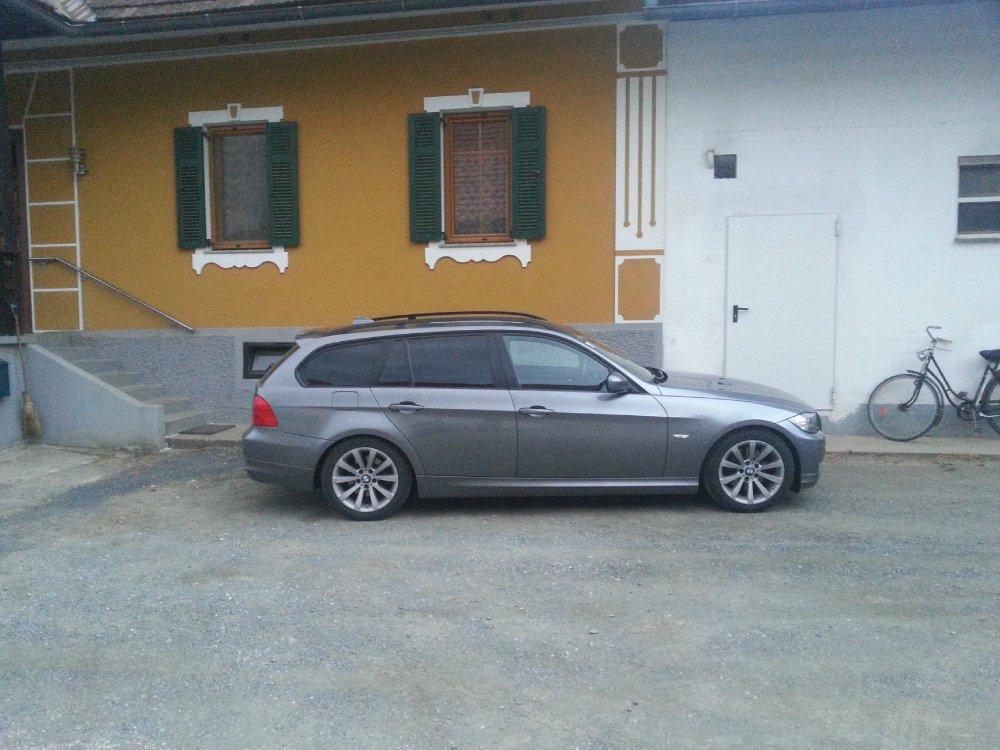 mein spacegrauer touring 3er bmw e90 e91 e92. Black Bedroom Furniture Sets. Home Design Ideas