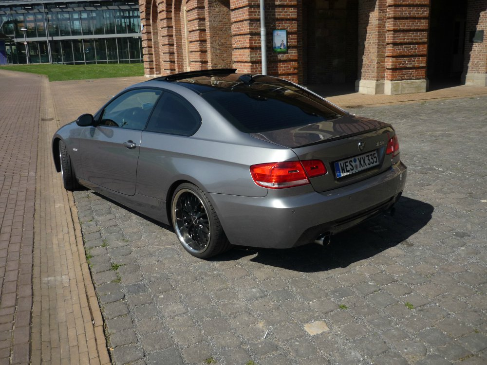 bmw e92 335i performance m paket codierungen 3er bmw. Black Bedroom Furniture Sets. Home Design Ideas