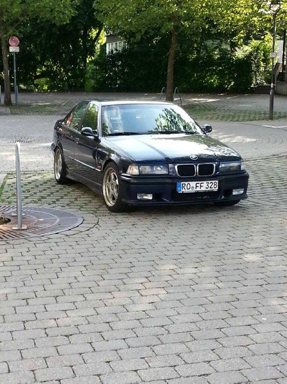 328i M Paket - 3er BMW - E36