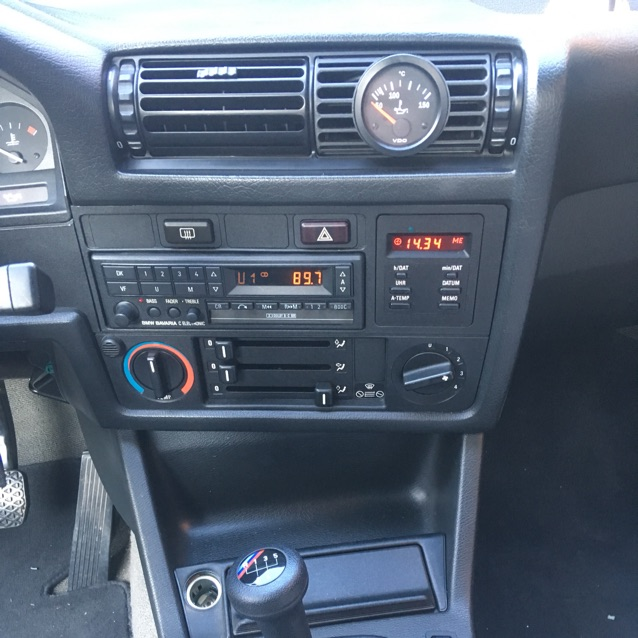 BMW E30 325i Immer was zu tun - 3er BMW - E30