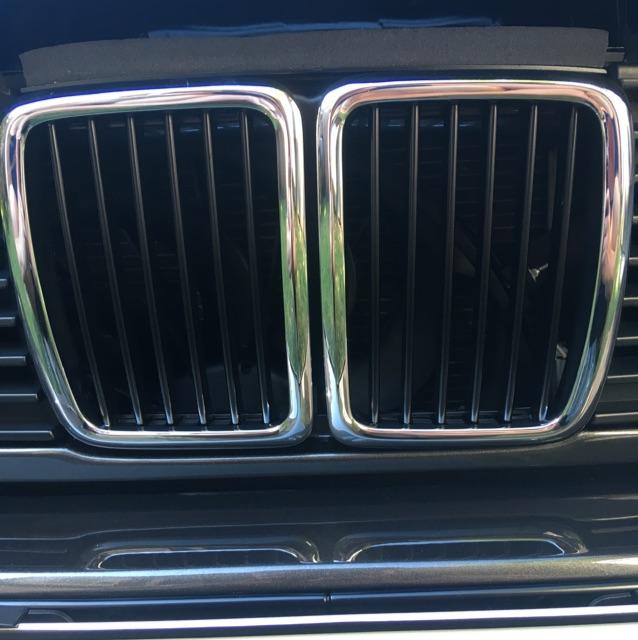 BMW E30 327i  E-Lüfter Umbau - 3er BMW - E30