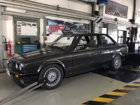 BMW E30 327i  220PS bei GP-Power