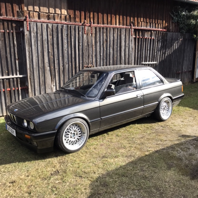 BMW E30 327i  220PS 5 Loch Umbau - 3er BMW - E30