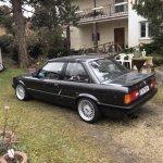BMW E30 327i  220PS 5 Loch Umbau