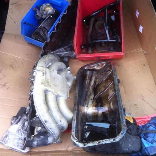 BMW E30 325i Neuaufbau - 3er BMW - E30
