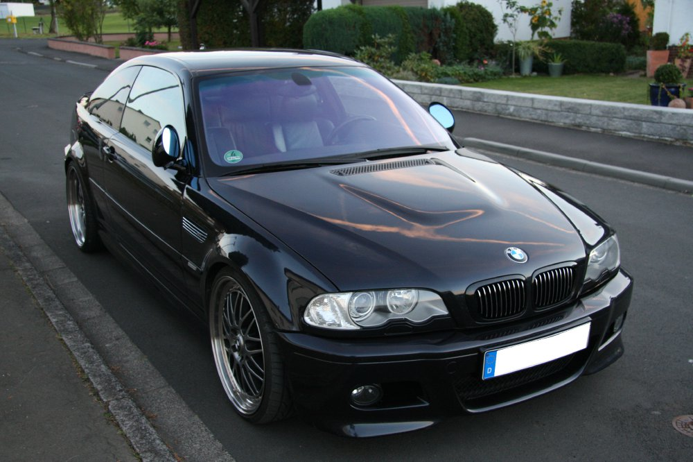 330ci m3 umabu 20 zoll felgen 255ps 3er bmw e46 coupe tuning fotos bilder stories. Black Bedroom Furniture Sets. Home Design Ideas