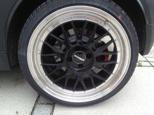 - NoName/Ebay - Ib Le Mans Felge in 8x18 ET 35 mit Nexen N8000 Reifen in 215/35/18 montiert hinten Hier auf einem MINI BMW R56 Mini Cooper S (2-Türer) Details zum Fahrzeug / Besitzer