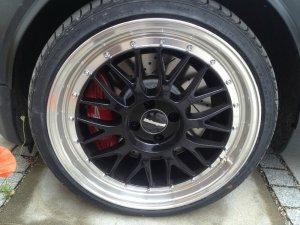 - NoName/Ebay - Ib Le Mans Felge in 8x18 ET 35 mit Nexen N8000 Reifen in 215/35/18 montiert vorn Hier auf einem MINI BMW R56 Mini Cooper S (2-Türer) Details zum Fahrzeug / Besitzer