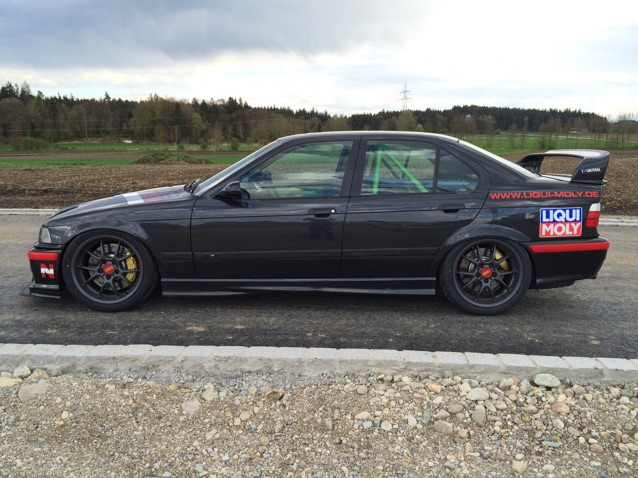 M3 3 0 Gt Limo 3er Bmw E36 Storyseite 2 Quot M3