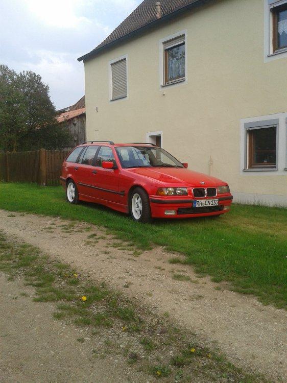 Neues Profil, neue Fotostory mein Selbstzünder - 3er BMW - E36