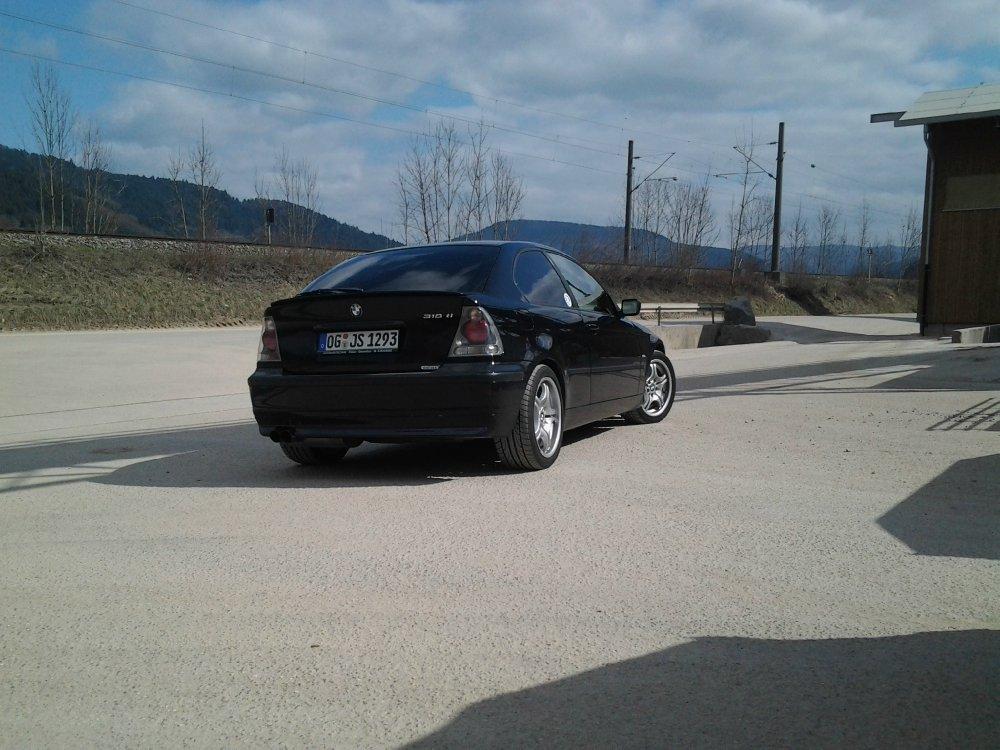 Mein 318ti - 3er BMW - E46