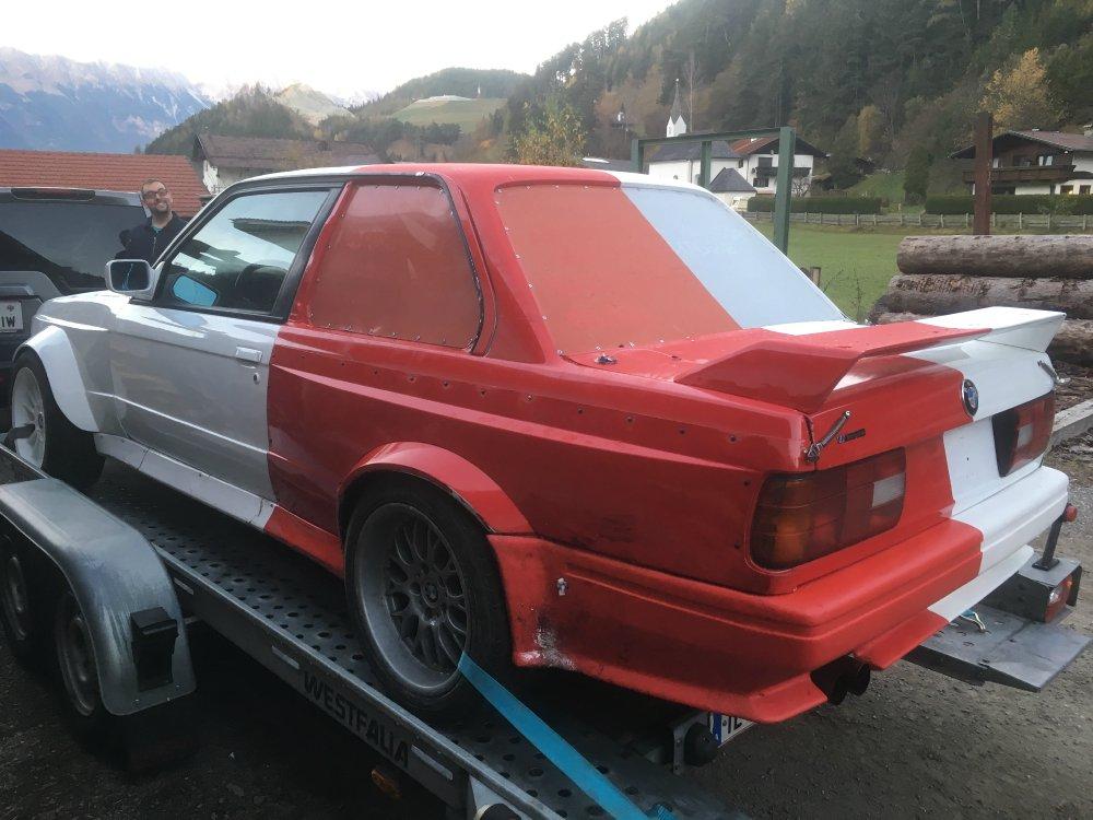 E30 M5 S62 wird zum M60B44 Turbo - 3er BMW - E30