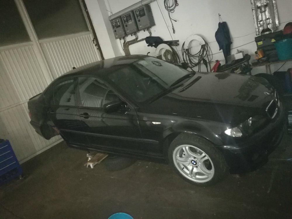 E46 320i Limo Restauration - 3er BMW - E46