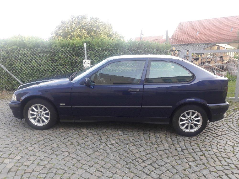 E36 Compact Motorschaden - 3er BMW - E36
