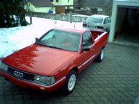 Audi 100 Pick Up Umbau