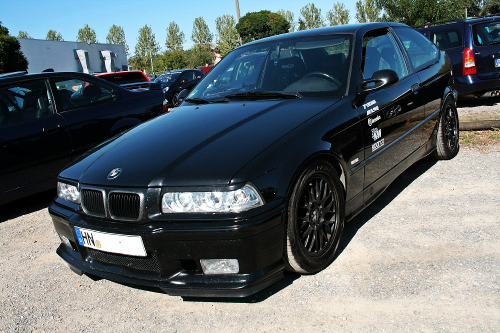 e36 316i compact schwarz 3er bmw e36 compact. Black Bedroom Furniture Sets. Home Design Ideas