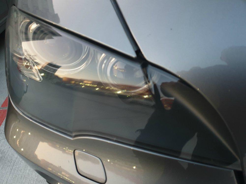 X5 E70 Spacegrau - BMW X1, X2, X3, X4, X5, X6, X7