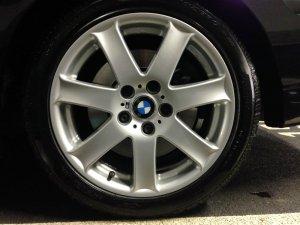 Rial  Felge in 7.5x17 ET 44 mit Pirelli  Reifen in 205/50/17 montiert vorn Hier auf einem 3er BMW E46 330d (Limousine) Details zum Fahrzeug / Besitzer