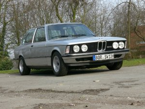 Alpina 3611 104 Felge in 6.5x15 ET  mit Toyo  Reifen in 205/60/15 montiert hinten Hier auf einem 3er BMW E21 320 (Limousine) Details zum Fahrzeug / Besitzer