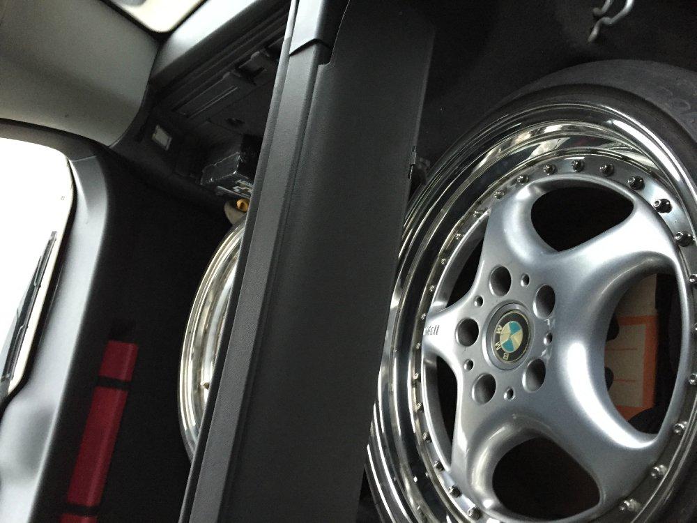 Slalom - 3er BMW - E36