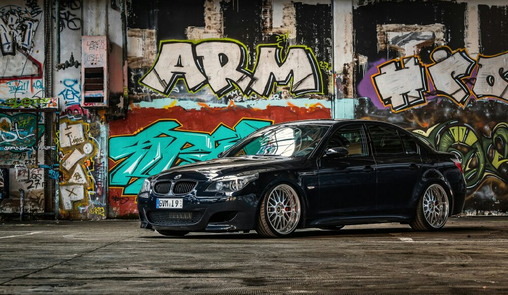 Mein M550i - 5er BMW - E60 / E61