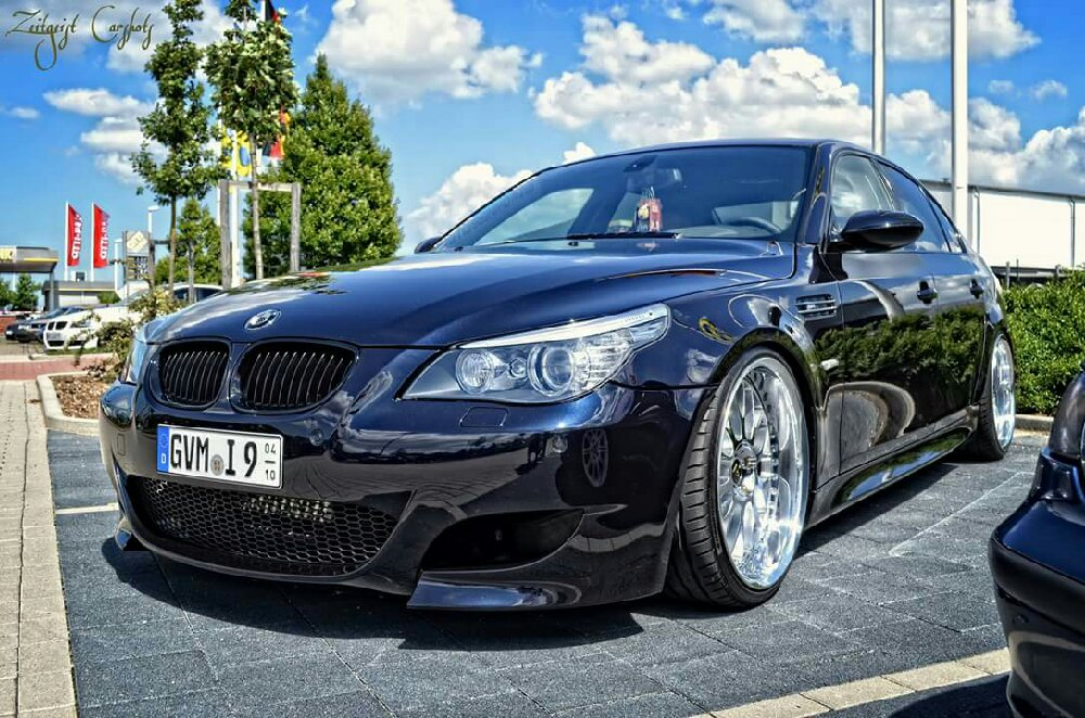 M550i - 5er BMW - E60 / E61
