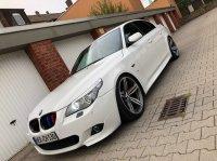 "BMW ""White Shark"" 530i LCI"