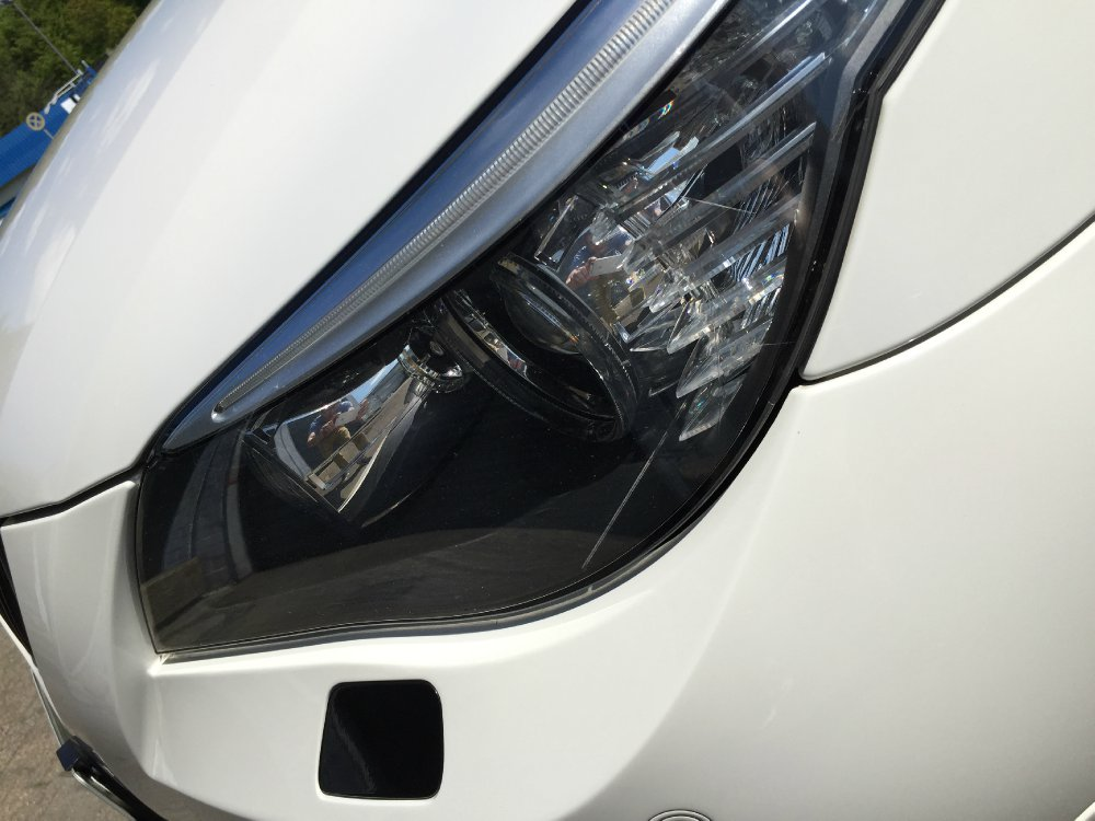 """BMW """"White Shark"""" 530i LCI - 5er BMW - E60 / E61"""