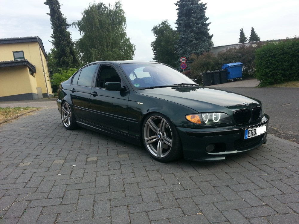 bmw 330d m paket gewinde m6 felgen 3er bmw e46. Black Bedroom Furniture Sets. Home Design Ideas