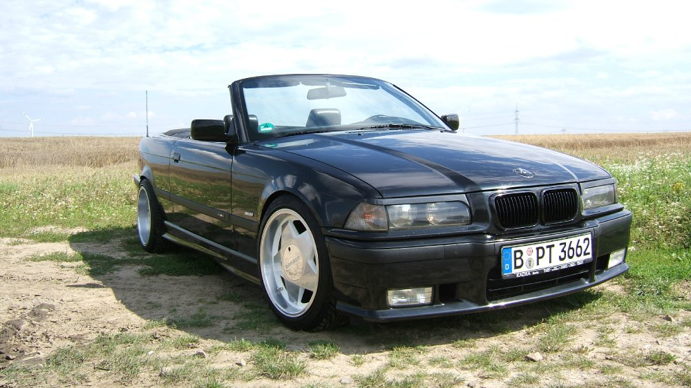 e36 cabrio alte dame 3er bmw e36 cabrio tuning fotos bilder stories. Black Bedroom Furniture Sets. Home Design Ideas