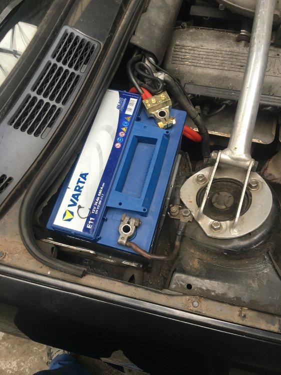 E30, ETA-Umbau Cabrio - 3er BMW - E30
