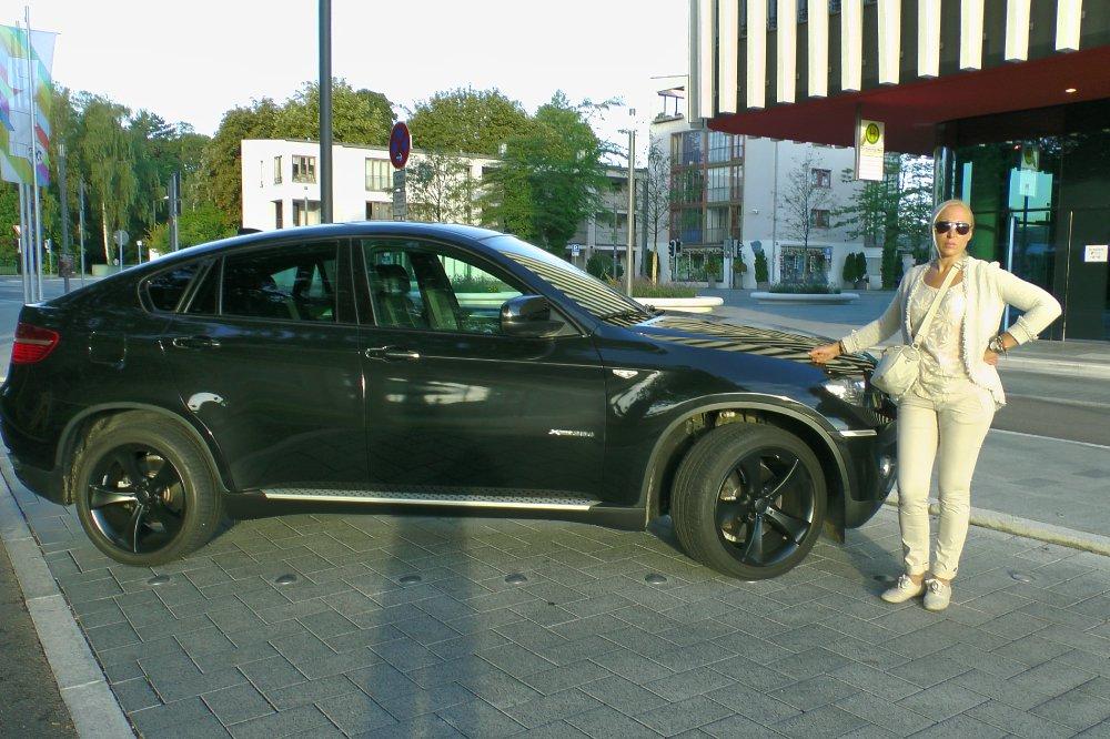 X6 neu, unser ganzer Stolz - BMW X1, X2, X3, X4, X5, X6, X7