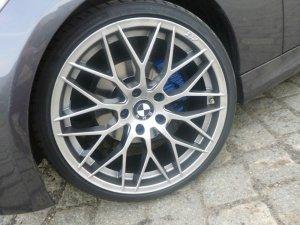 AEZ Antigua Felge in 8.5x19 ET 33 mit Hankook S1-EVO Reifen in 225/35/19 montiert vorn Hier auf einem 3er BMW E91 320d (Touring) Details zum Fahrzeug / Besitzer