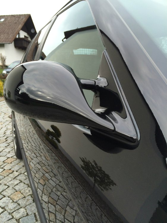 Traum in Schwarz *Jetzt mit Sound-Video* - 3er BMW - E36